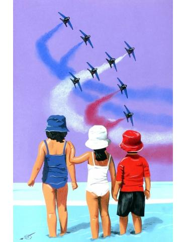 Ecusson Aile Parachutiste