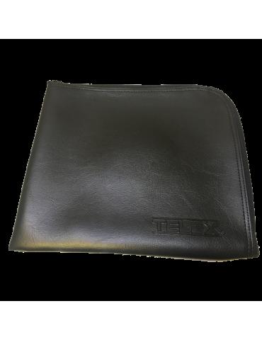 Protège carnet de route cuir